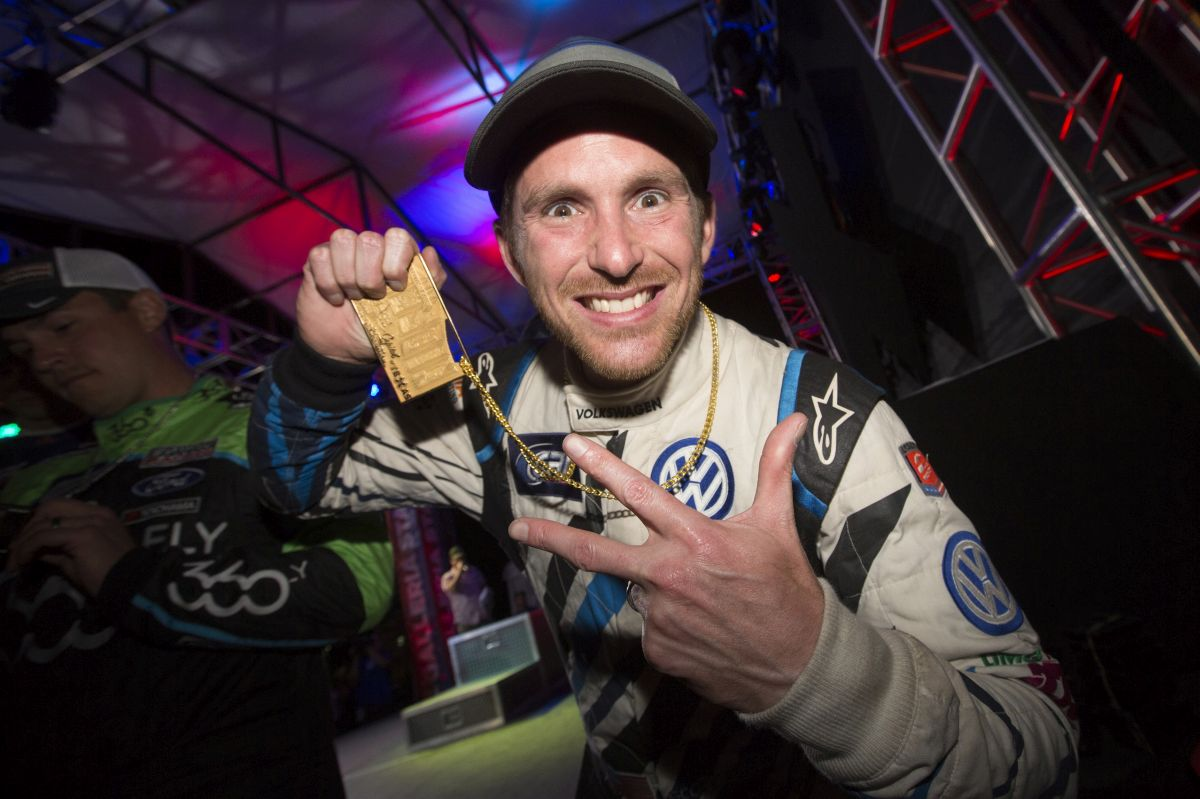Scott Speed (USA) X-Games Austin 2015