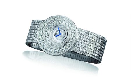109220-1001 Haute Joaillerie Watch white