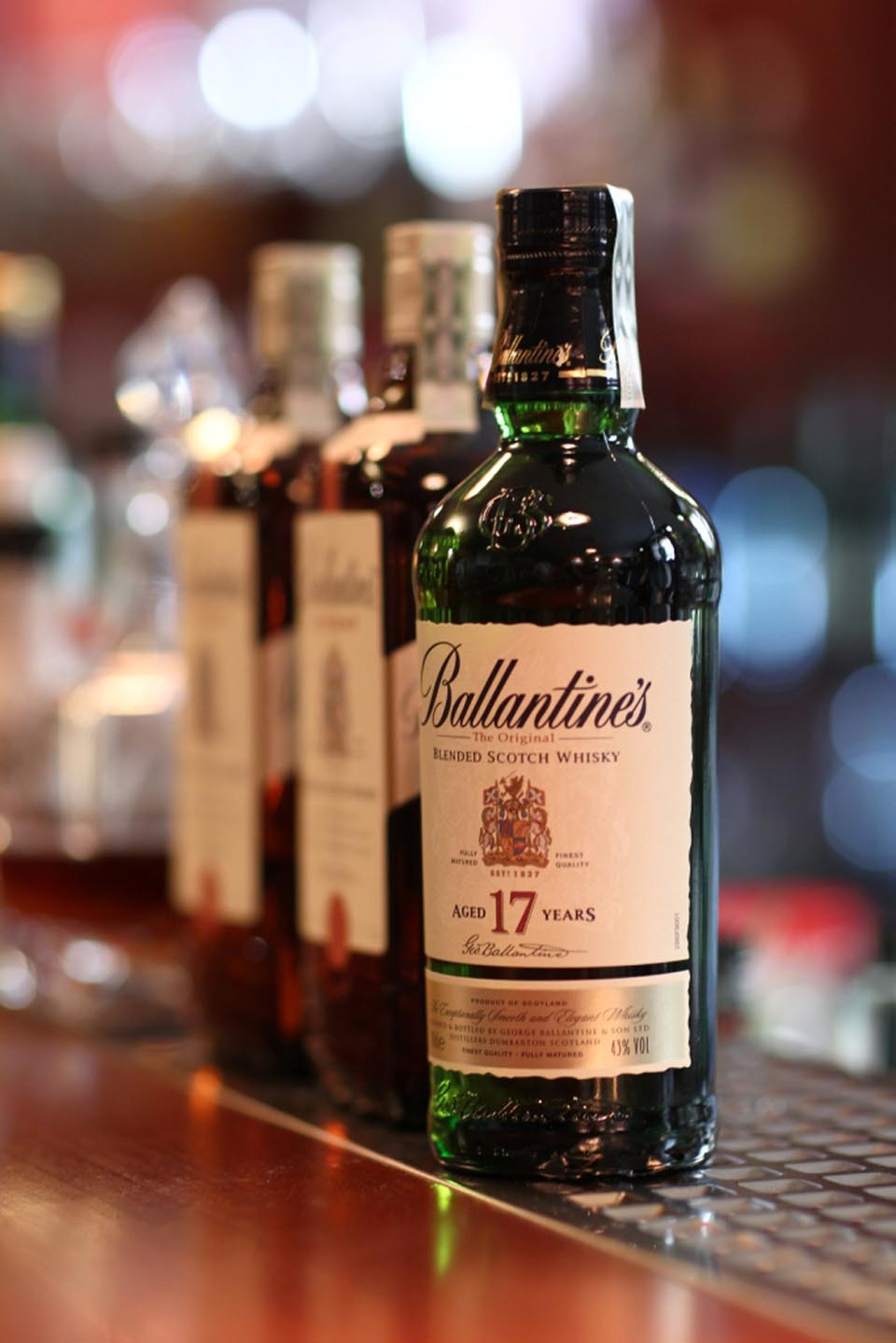 Vítězná whisky
