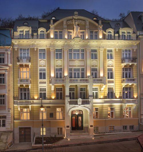 NA VLNÁCH RELAXACE A POHODY HOTELU OLYMPIC PALACE