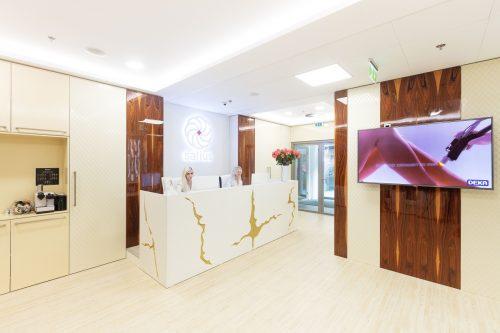 Salius: nová klinika s komplexní péčí