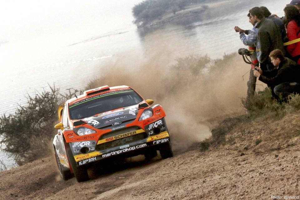 FIA WORLD RALLY CHAMPIONSHIP 2015 - WRC Rally Argentina