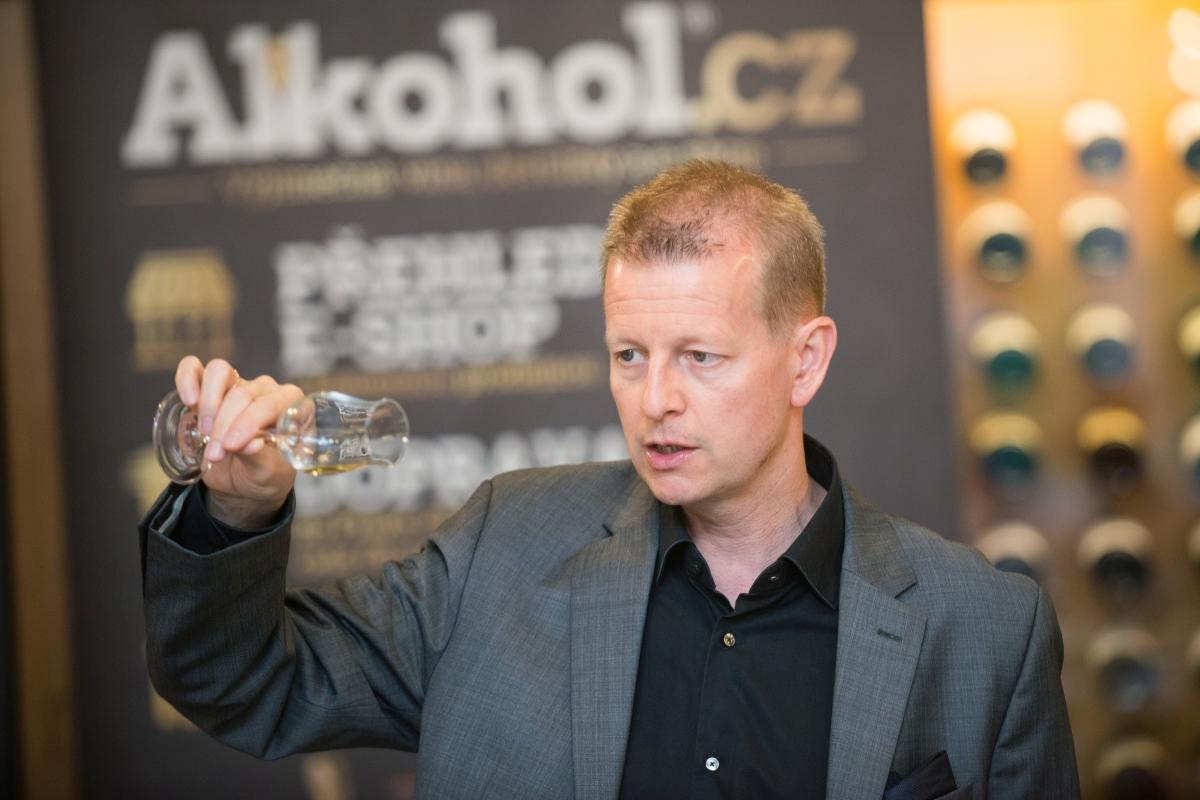 Alkohol.cz - ochutnávka destilátů, Praha 31. května 2017