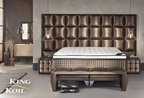 Americký sen: High end kolekce Royal Comfort