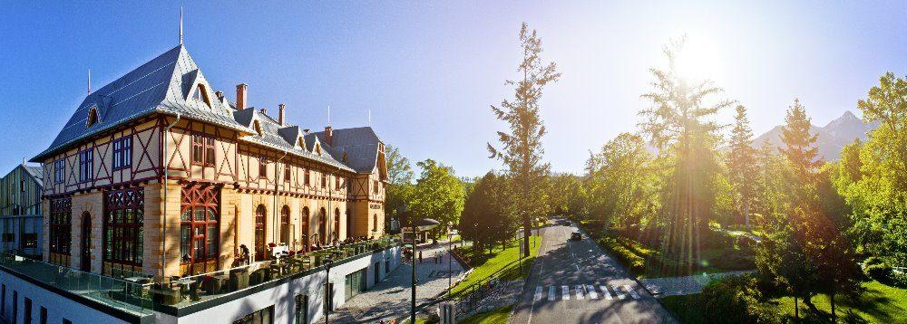 Hotel Lomnica ZDROJ Hotel Lomnica - Marek Hajkovsk