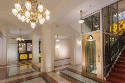 Olympic Palace – Luxusní péče v luxusním hotelu