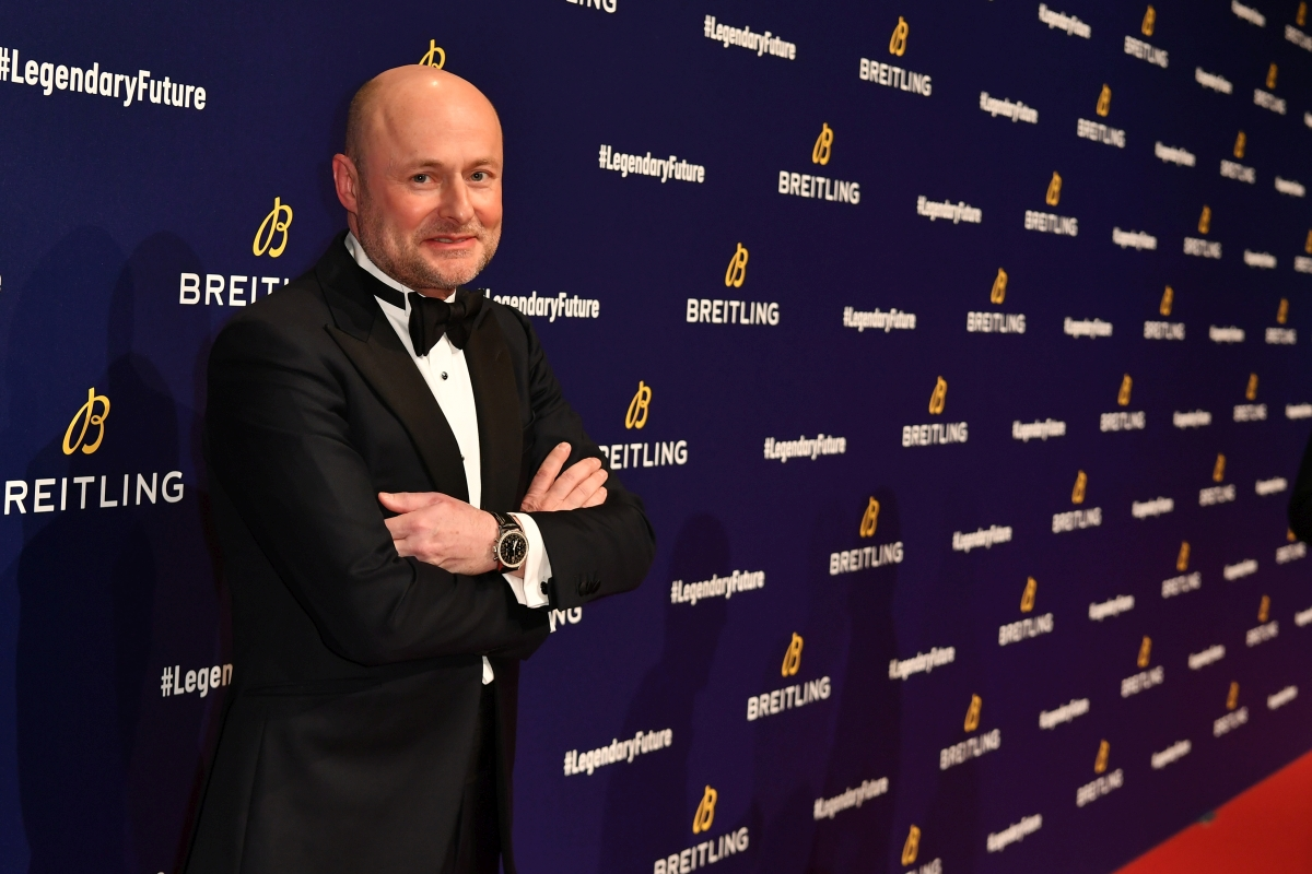Breitling '#LEGENDARYFUTURE' Roadshow 2018 in Zurich - Red Carpet