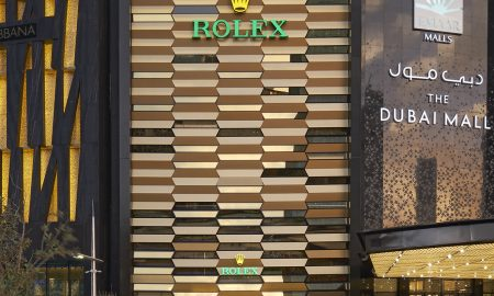Rolex Dubai boutique