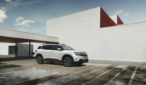 Citroën představuje nové SUV C5 Aircross vyráběné ve Francii
