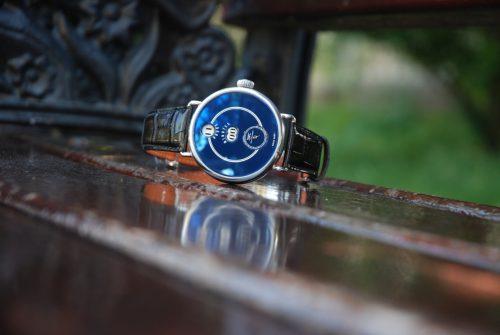 Digitální IWC se staly hodinkami roku v Rumunsku