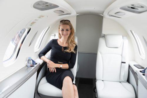 Vychází 2. vydání populárního průvodce světem business jetů