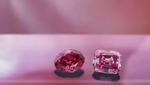 Argyle Alpha je největší růžový diamant na světě