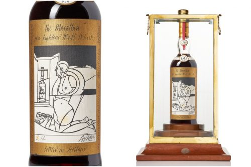 Rekordní prodej whisky z roku 1926