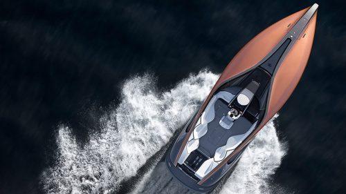 Lexus představil miliónovou jachtu
