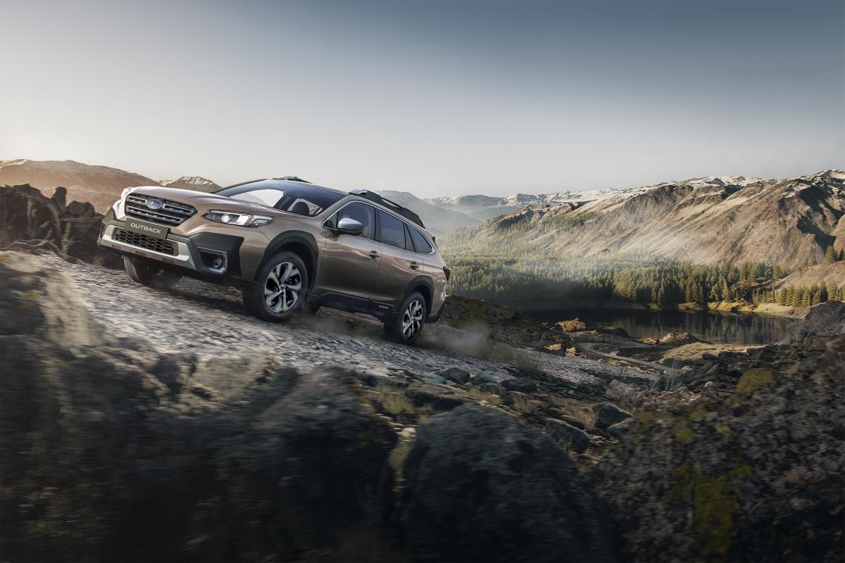 Subaru Outback: Prémiové jízdní vlastnosti, paket, i skutečná hodnota