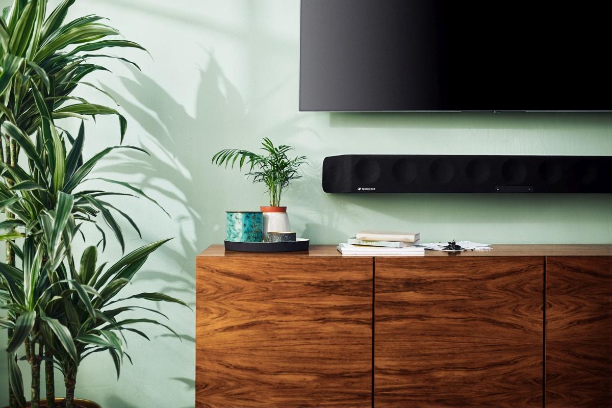 Soundbar Sennheiser AMBEO nově podporuje 3D zvuk Sony 360 Reality Audio