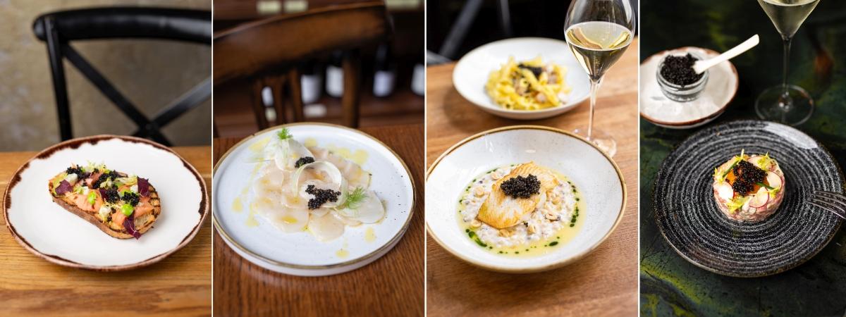 Prague Caviar Week za dveřmi