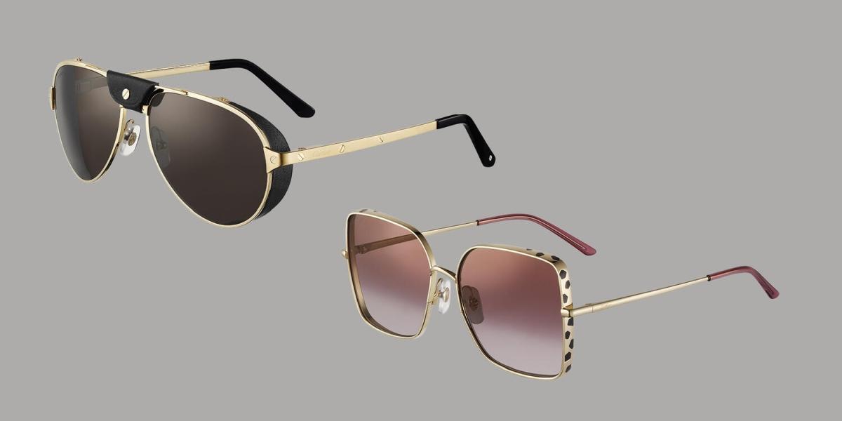 Nová kolekce slunečních brýlí Cartier