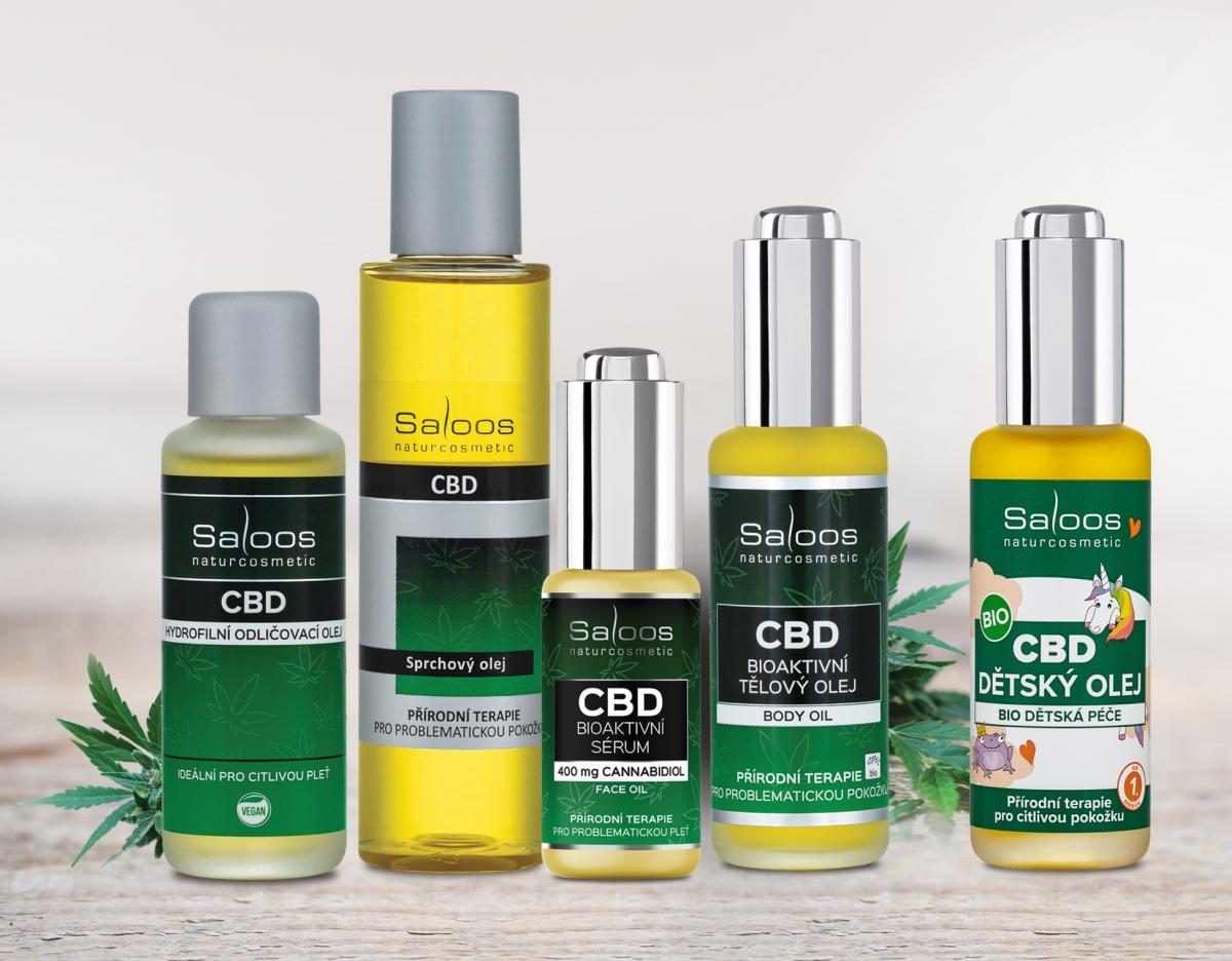 Bioaktivní kosmetika s CBD pro restart citlivé a problematické pokožky