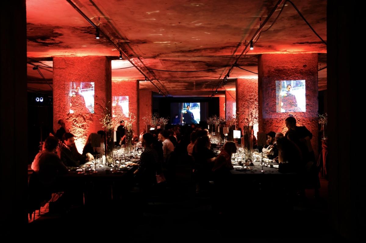 Stylové představení kolekce Montblanc UltraBlack v Berlíně