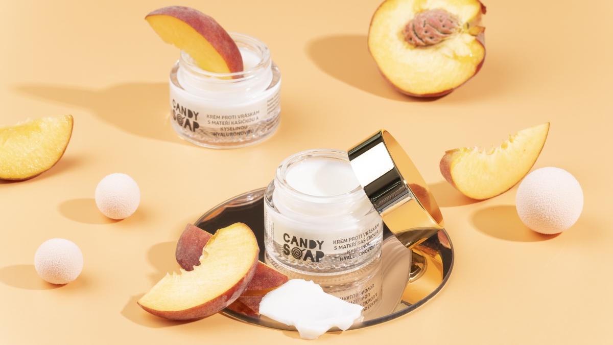Česká přírodní kosmetika Candy Soap vyzývá k radosti