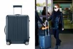Celebrity na cestách s kufry Rimowa