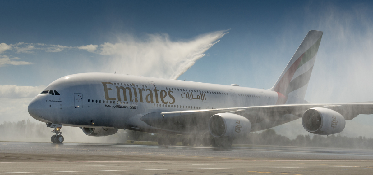 A380-Water-arch