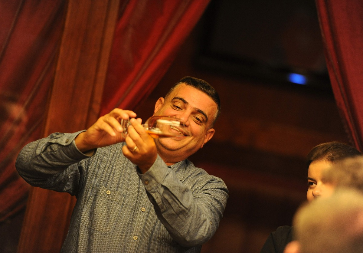 Asbel Morales Maestro Ronero Havana Club_II