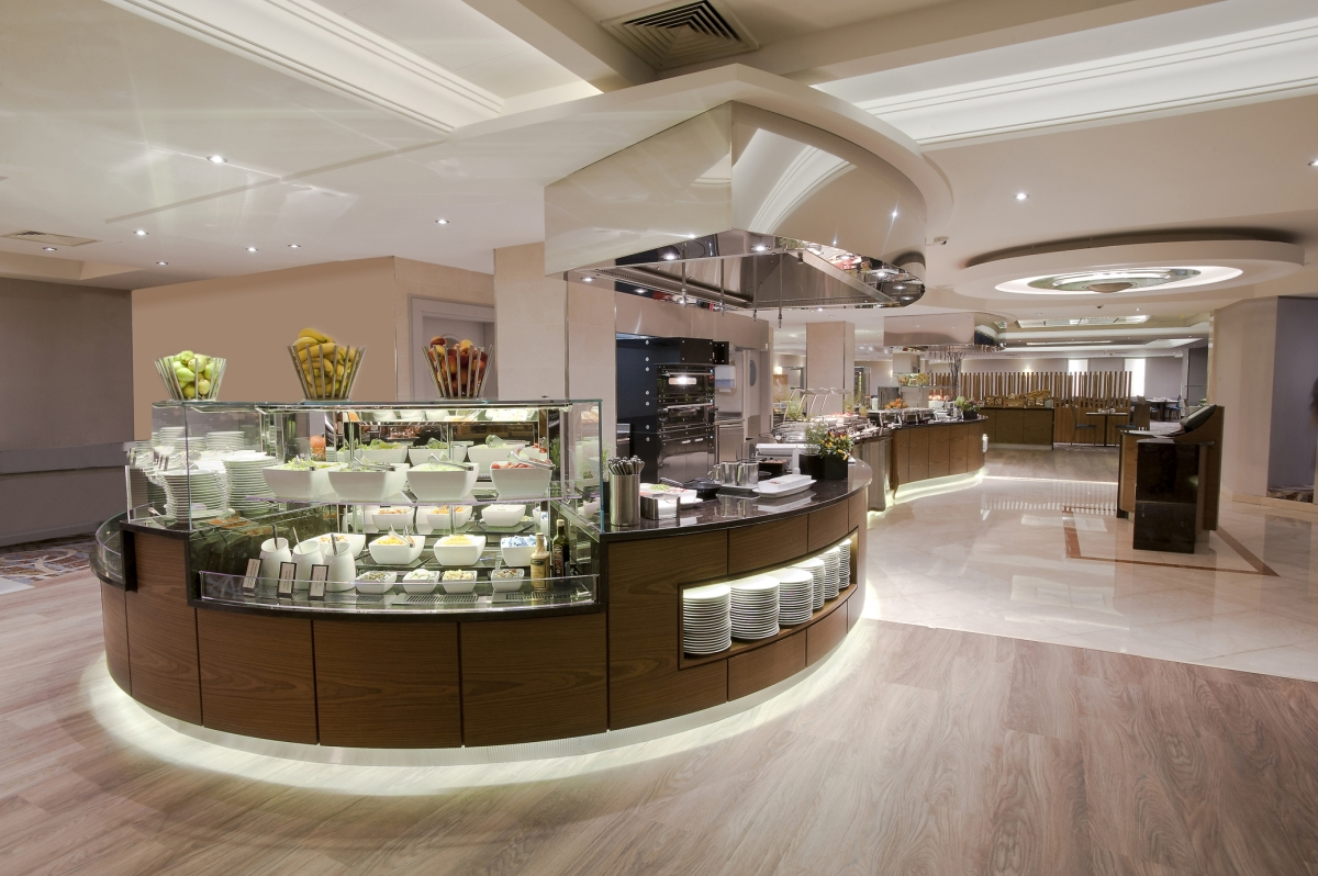 Atrium Restaurant 5