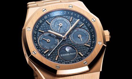 Audemars-Piguet-Royal-Oak-Perpetual-Calendar-RG-Blue-Dial