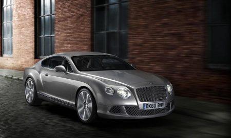 Bentley Continental GT 2011.