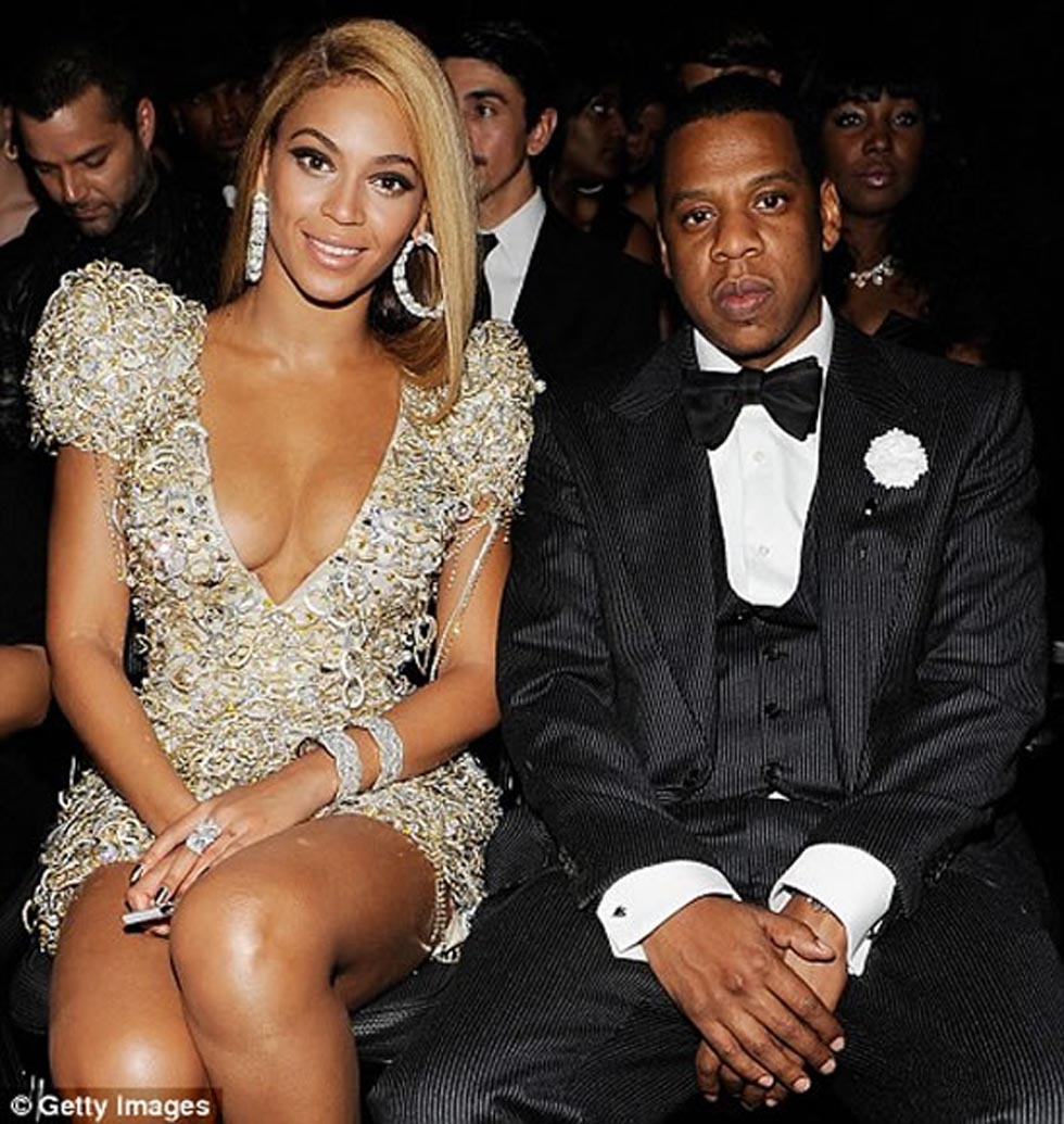 Beyonce a Jay-Z