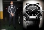 Šperky a hodinky Bulgari na předávání Cen Akademie