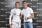 McLaren hlavním útočníkem na fotbalovém hřišti Circuito de Jarama