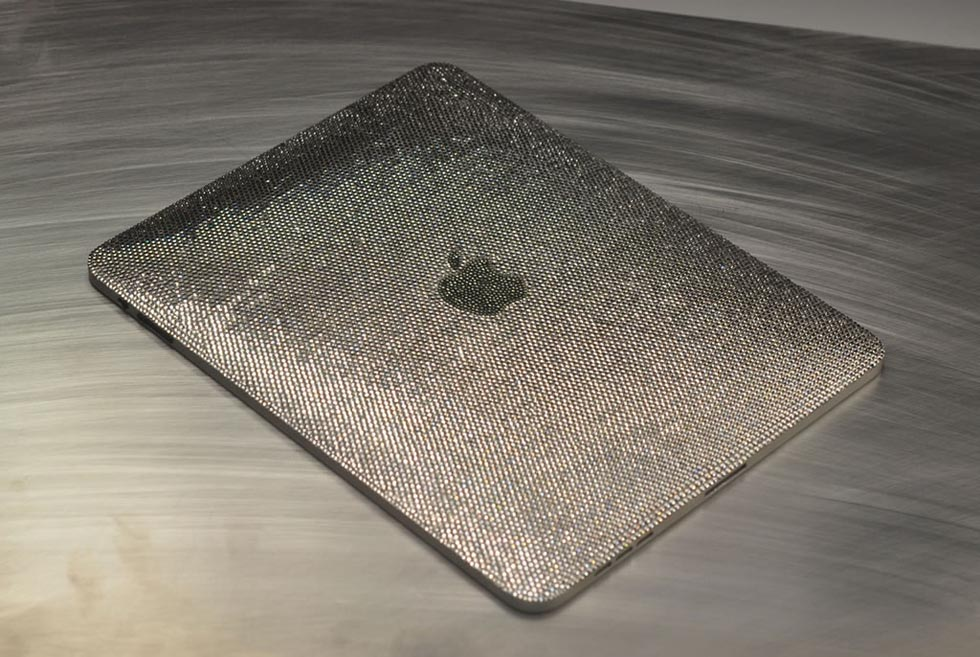 CRYSTOGRAPH iPad