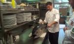 Bourání seychelského tuňáka na vlastní oči