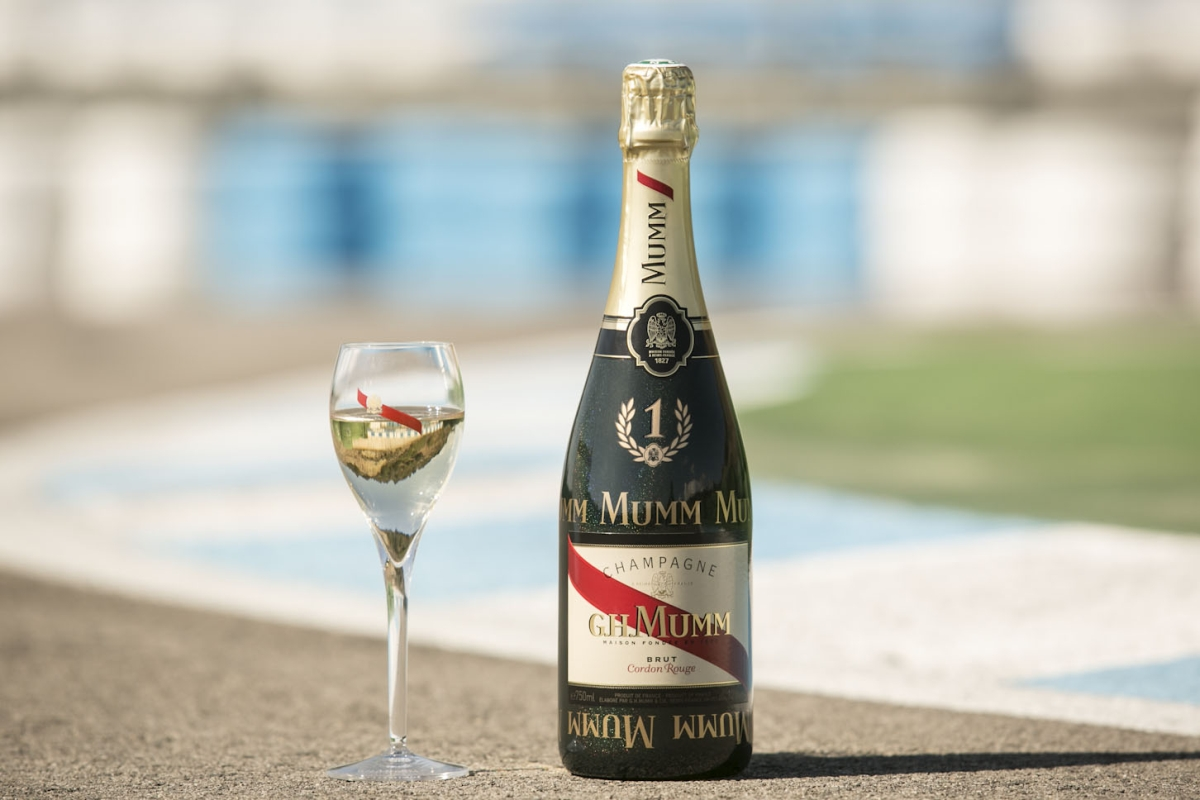 Champagne Mumm Partnership David guetta 7