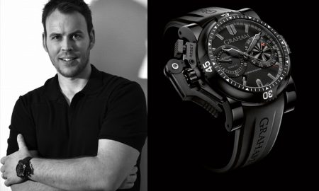 Chronofighter Oversize Diver Deep Black