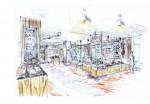 V Dlouhé 14 se otevře tržiště ve stylu evropských metropolí