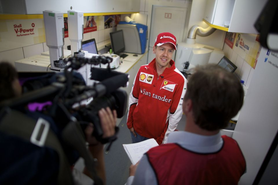Ferrari Racing Days_Sebastian Vettel