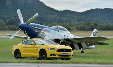 Ford Mustang v České republice