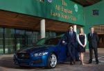 Oficiálními vozy letošního Wimbledonu budou modely luxusní značky Jaguar