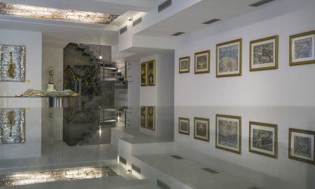 Galerie - spodní patro