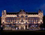 Fúze temperamentů: večer požitků v budapešťském Gresham Palace