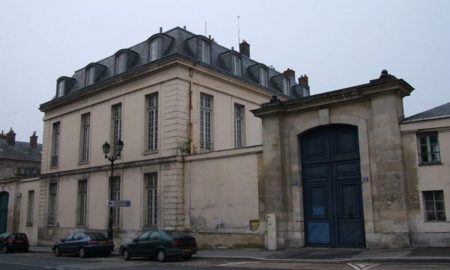 Hôtel du Grand Contrôle Versailles, toto křídlo bude přestavěno