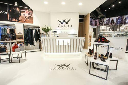 Butik VaNa1 slavnostně otevřen
