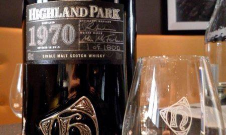 Slavná whisky, ale z roku 1970. Nyní je v prodeji starší ročník.