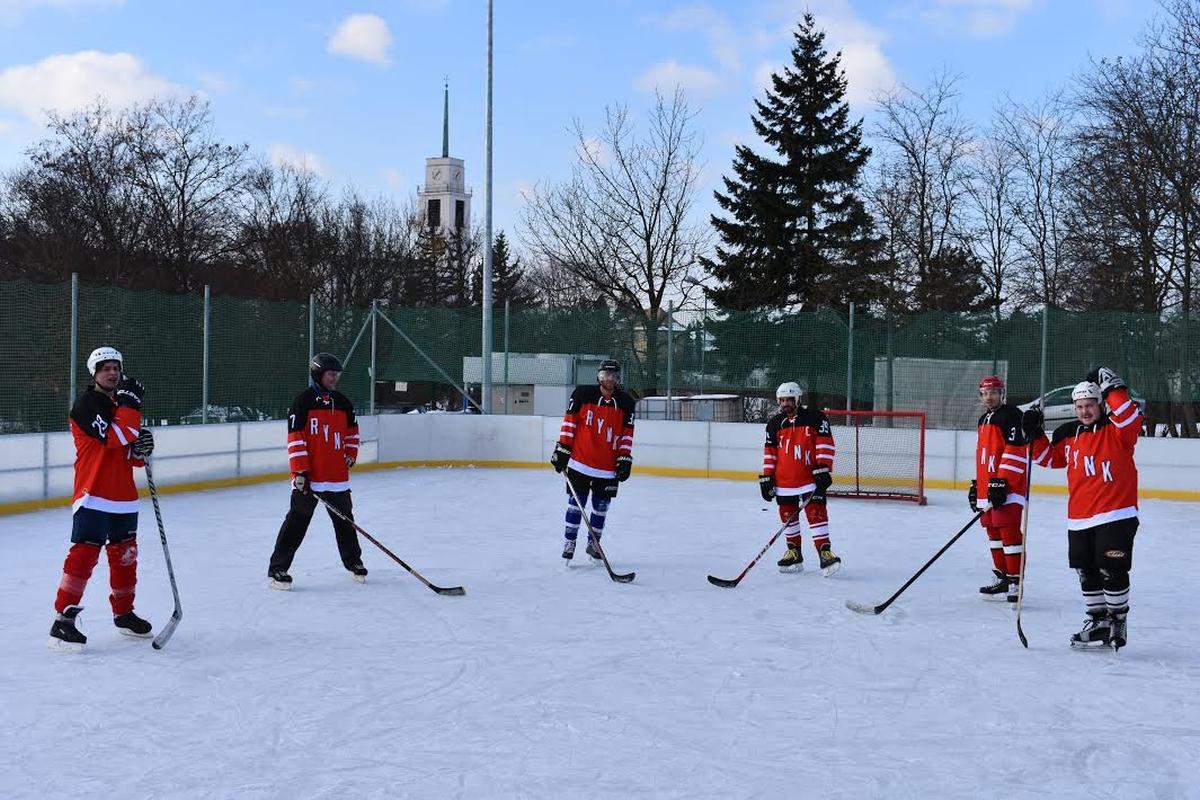 Hokej t7m