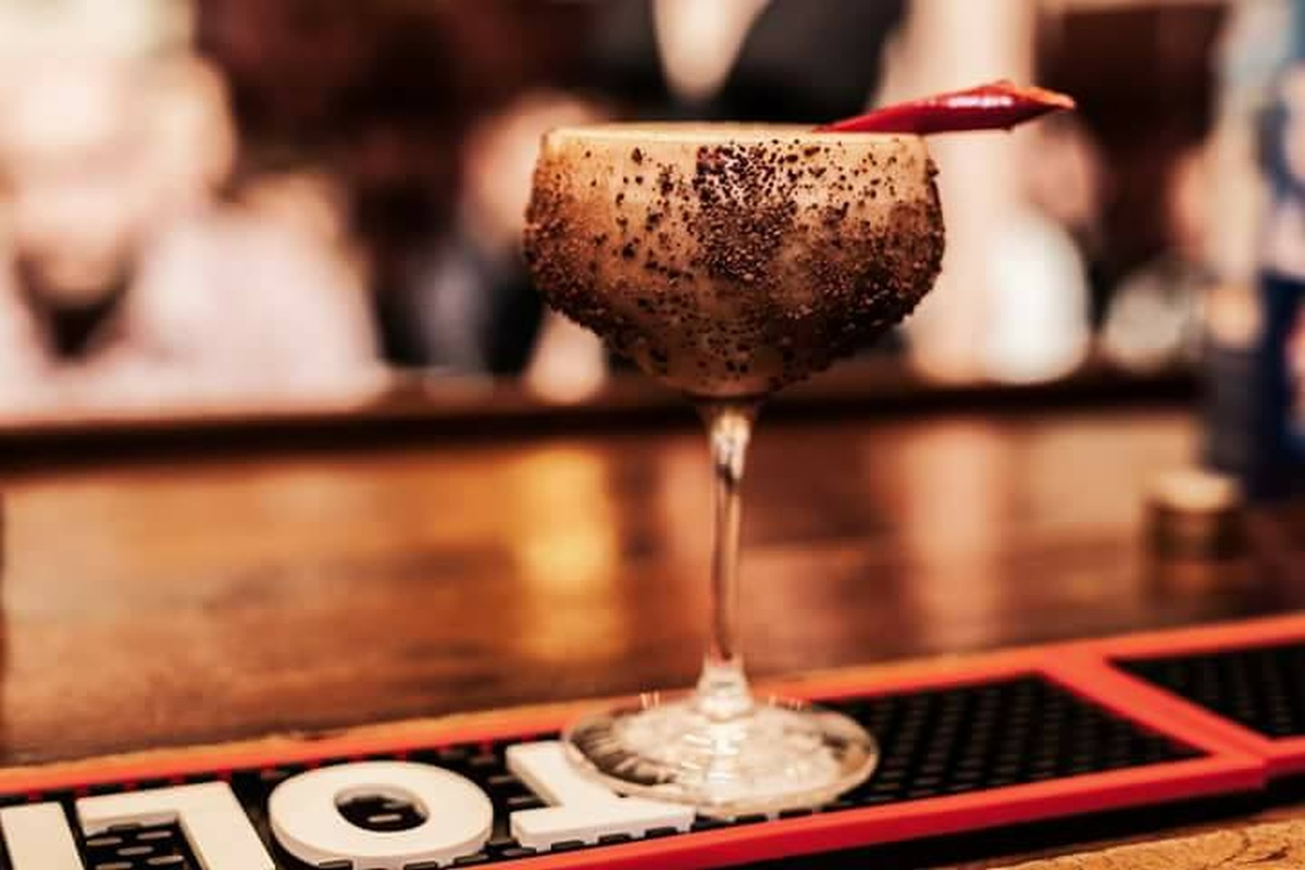 Hot espresso martini - Durinik Black Angels