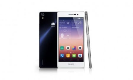 Huawei Ascend P7_Groupshot_Product photo_whiteBG1_